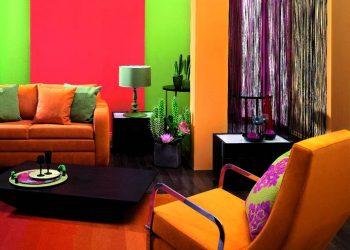 Сочетание цвета: ошибка сочетания цвета, которая приводит к нелепому виду интерьера