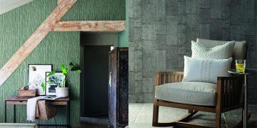 Текстурные обои: от нестареющей классики до модных тенденций. Обзор коллекции обоев Riviera Maison
